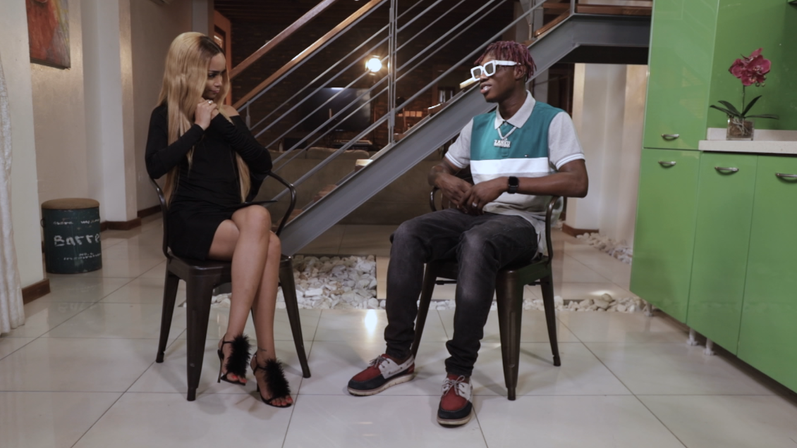 'I Was Never Going To Do Music, I Always Wanted To Be A Footballer' – Zlatan Ibile Bares It All On MTV Base Behind The Story