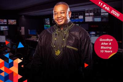 Olisa Adibua Says Goodbye to Beat FM After 10 Years