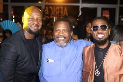 2Baba, D'banj, Rita Dominic, Ice Prince, MI Abaga, Flavour & More Stars Party With Alex Okosi As He Bows Out Of ViacomCBS