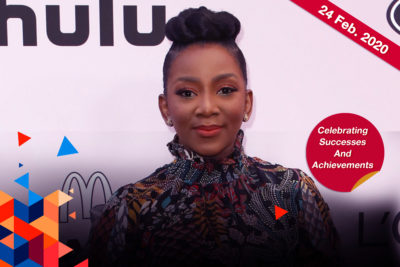Genevieve Nnaji Was At Essence House, Here is what she said