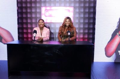 Toolz and Gbemi Promise No Censors With The Second Season Of 'OffAir'