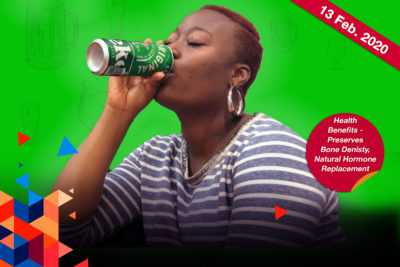 Why More Nigerian Ladies Are Drinking Beer