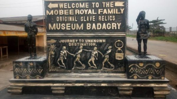 Badagry slave trade