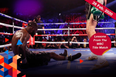 Five Things Every African Can Learn From Wilder's Loss To Fury