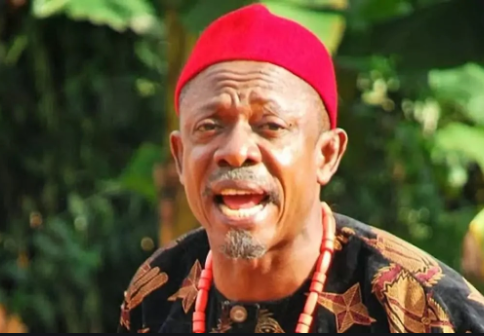 Nkem Owoh Shows He's Still A Force In Nollywood With AMVCA Nomination