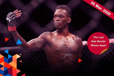 Israel Adesanya Successfully Defends His UFC Middleweight Title Against Yoel Romero