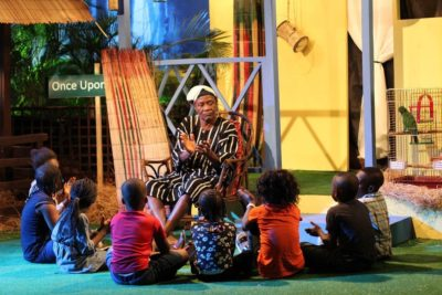 Tales By Moonlight: The Sunday Evening Show That Taught Nigerian Kids Life Lessons Through Stories