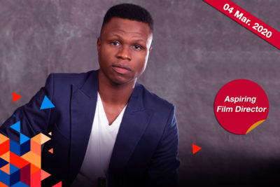 Kingsley Ofuonye - Ambitious Photographer Turned Video Producer, Hopes To Become Film Director