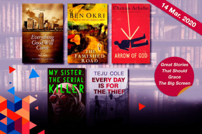 Five Books By Nigerian Authors That Should Be Adapted Into Movies