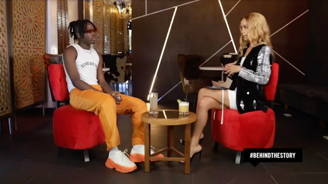My dad was disappointed in me – Fireboy opens up on MTV Base's Behind The Story