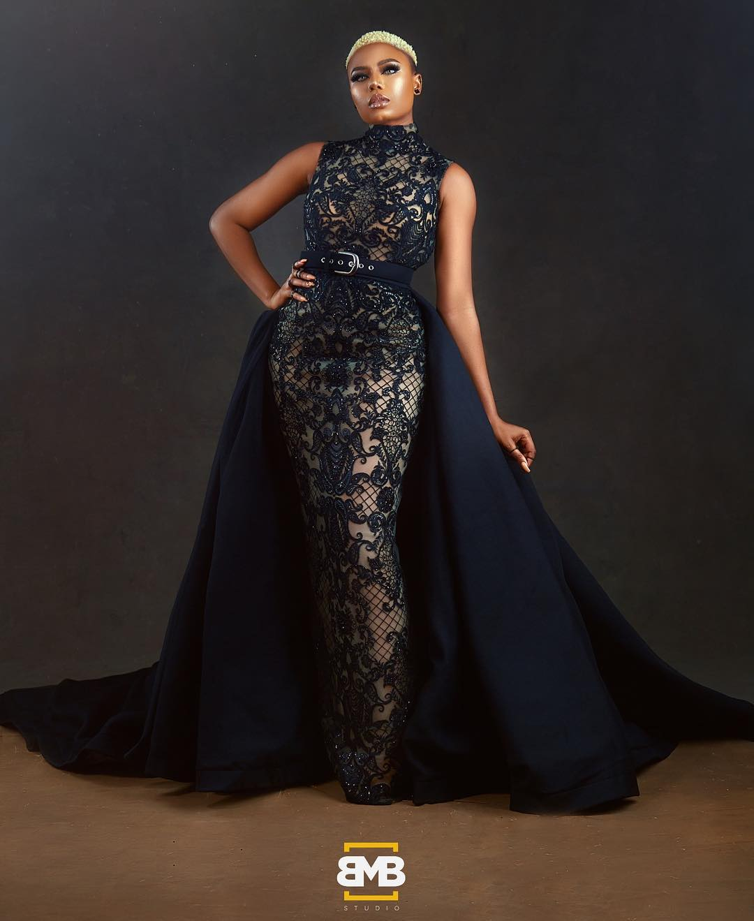 AMVCA: How Nancy Isime Gets Ready For The Most Glamorous Night Of The Year