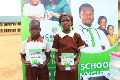 Coronavirus: Dettol Partners Lagos State Office of SDG to Educate 50,000 School Children on Handwashing