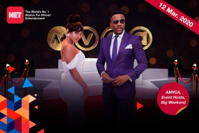 Two Of Nigeria's Best Dressed Stars, Toke Makinwa & Ebuka Obi-Uchendu To Host The Red Carpet At The 2020 AMVCAs