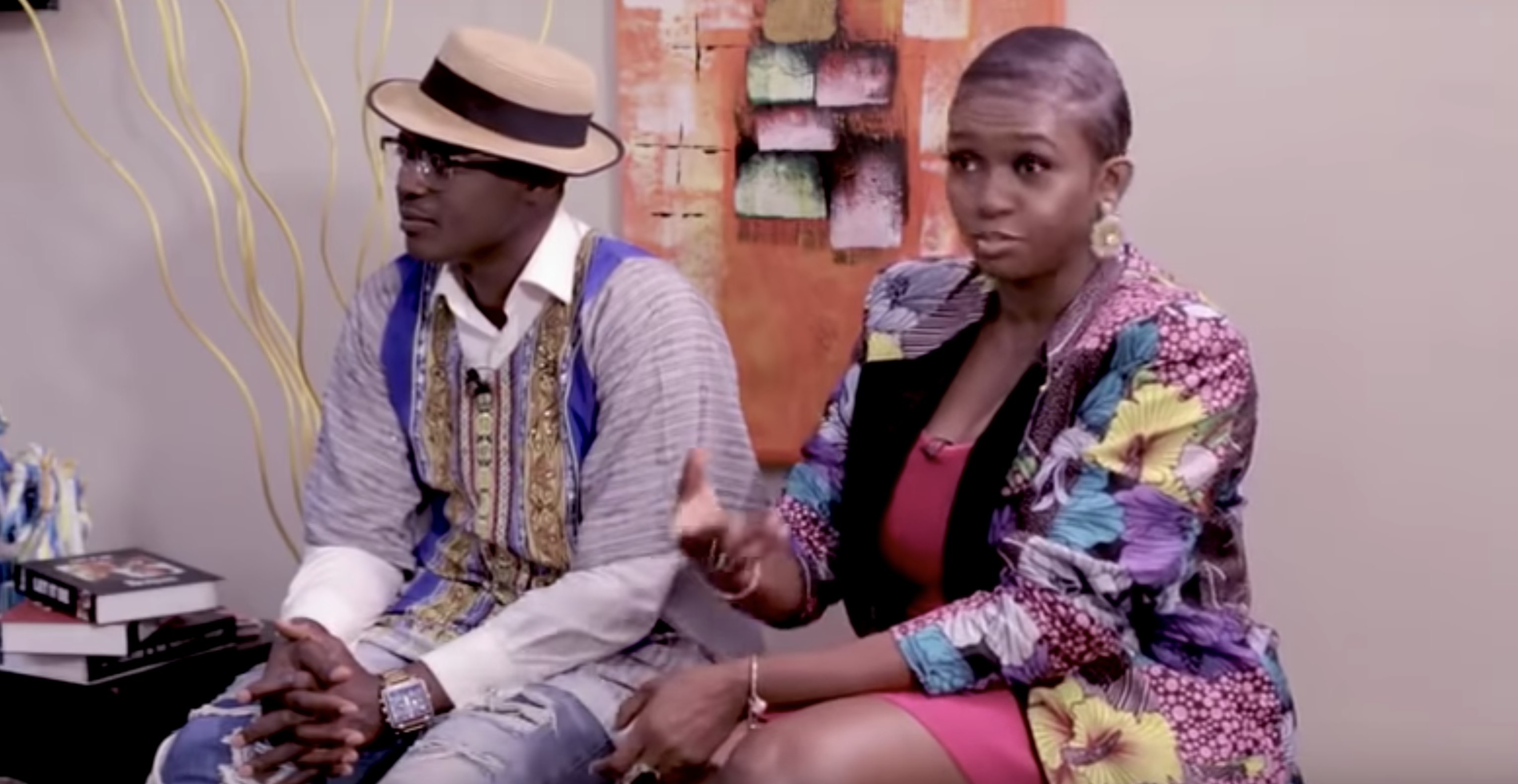 Waje And Sound Sultan Share Nuggets Of Wisdom On Access The Stars