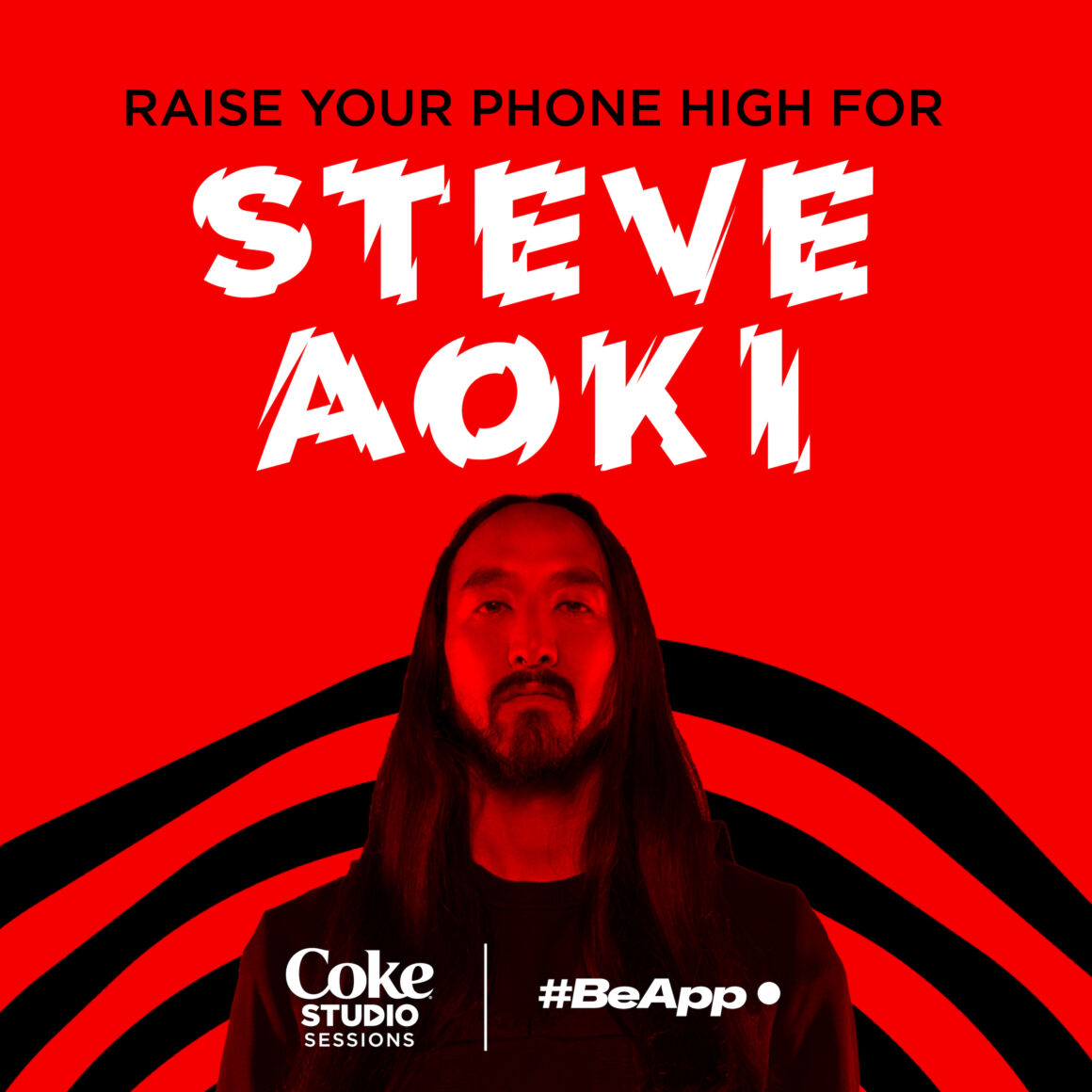 Steve Aoki Coke Studio