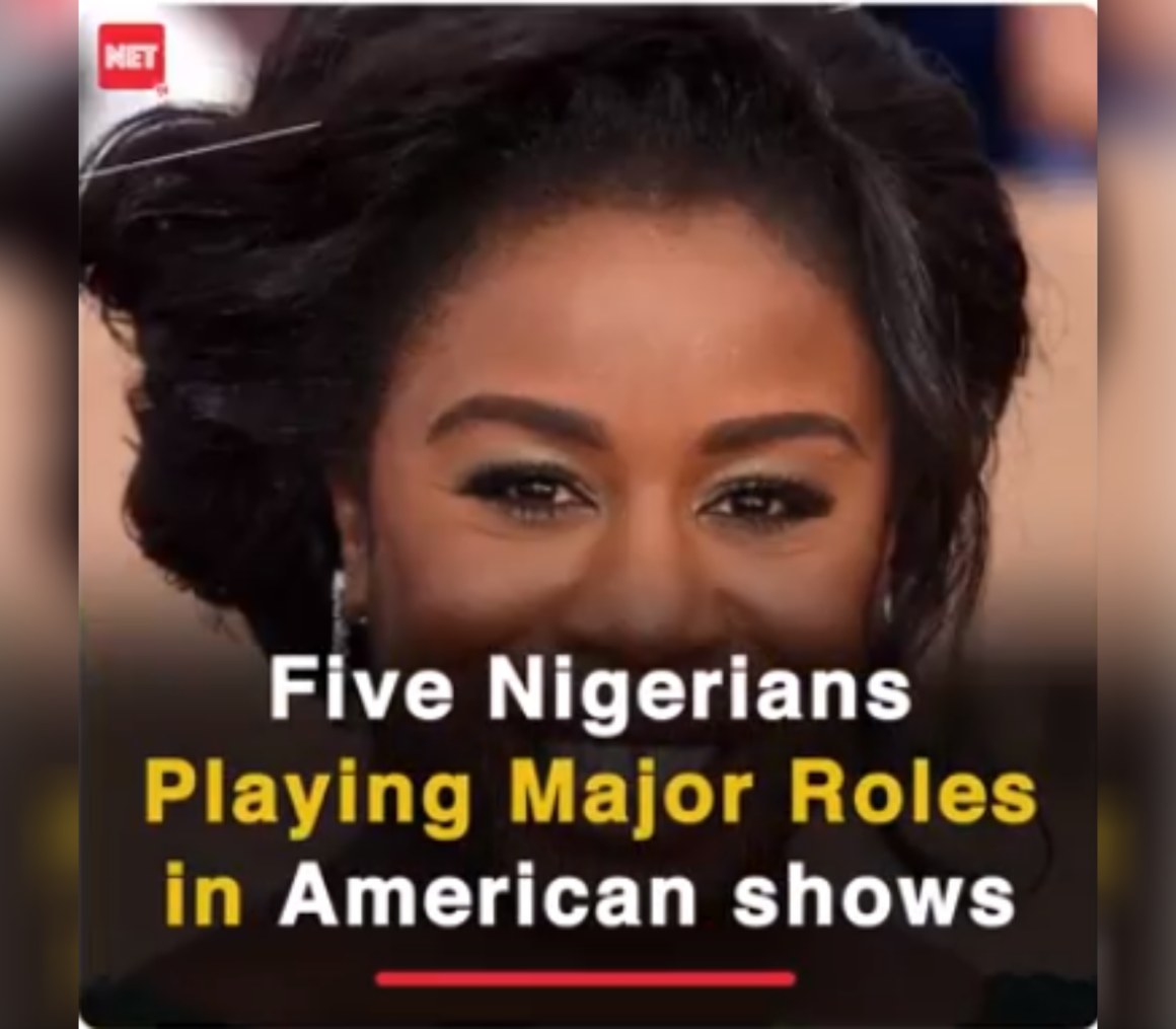 Nigerian actors