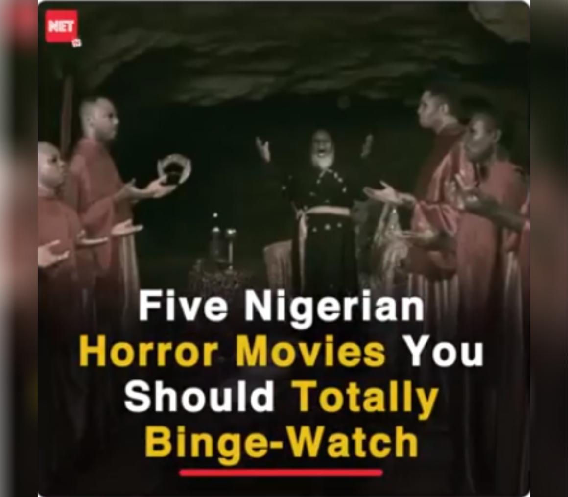 Nigerian horror movies
