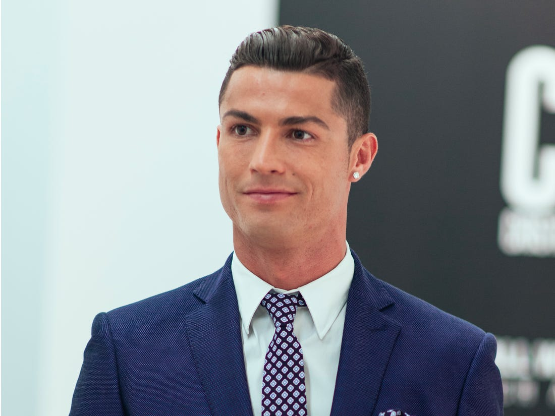 Cristiano Ronaldo, from the best player to the first football billionaire