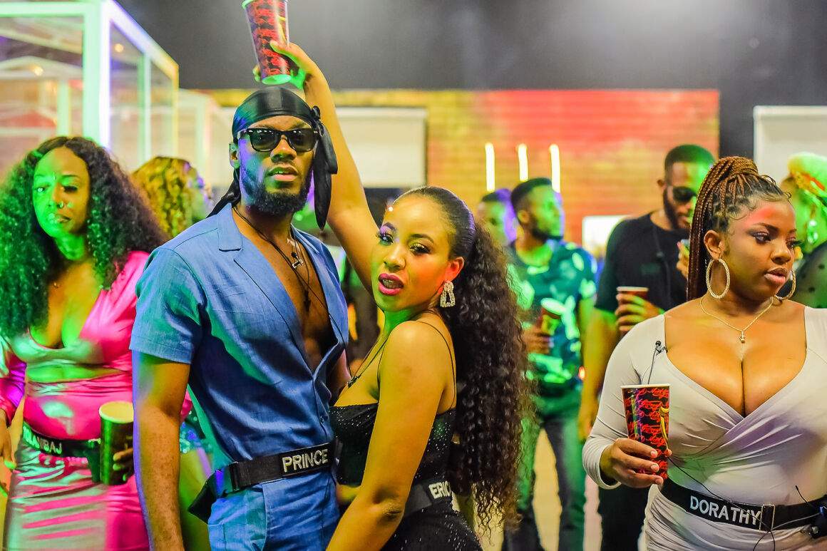 BBNaija Lockdown Saturday Party