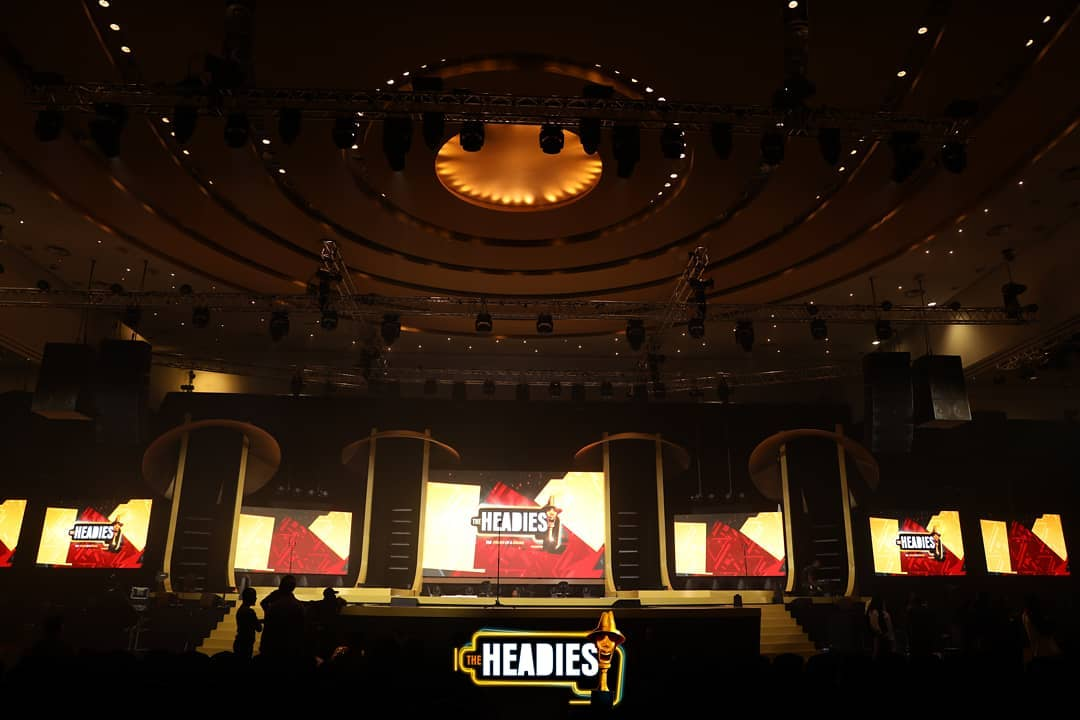 #The14thHeadies: Here is the complete list of winners || PEAKVIBEZ